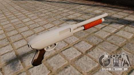 Nova espingarda para GTA 4 segundo screenshot