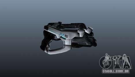 Arma M5 falange para GTA 4 terceira tela