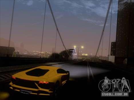Lamborghini Aventador LP720-4 2013 para o motor de GTA San Andreas