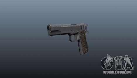 Pistola M1911 para GTA 4