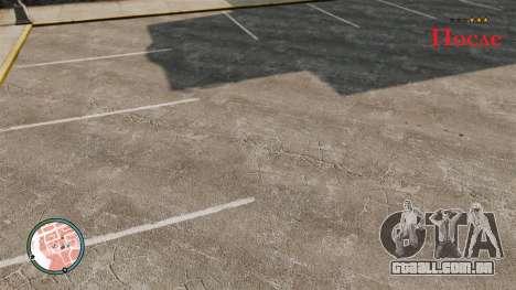 Investigação de estrelas amarelas para GTA 4 terceira tela