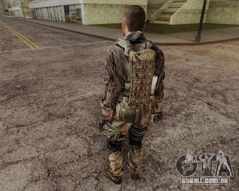 Delvin para GTA San Andreas segunda tela