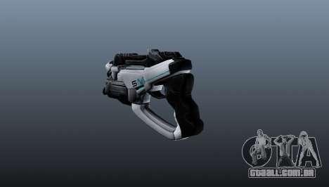 Arma M5 falange para GTA 4 segundo screenshot