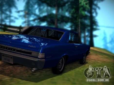 Playable ENB by Pablo Rosetti para GTA San Andreas terceira tela