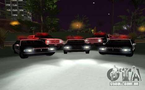 New Effects v1.0 para GTA San Andreas sétima tela