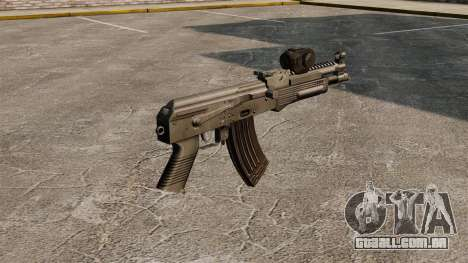 Draco AK-47 para GTA 4 segundo screenshot