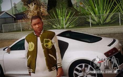 Franklin v. pele 2 para GTA San Andreas