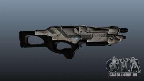 M-55 Argus para GTA 4 terceira tela