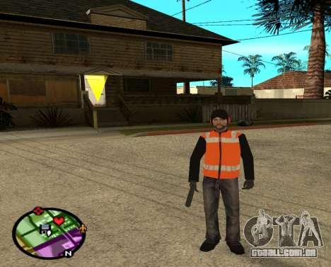 Construtores para GTA San Andreas segunda tela