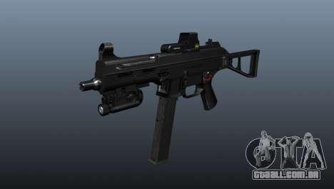 Arma Submachine HK UMP 45 para GTA 4