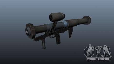Lança-granadas anti-tanque todos lambendo os bei para GTA 4