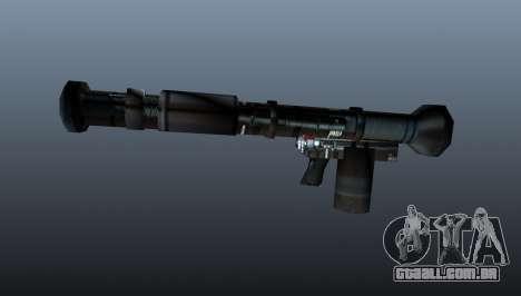 Granadas anti-tanque handheld para GTA 4 terceira tela
