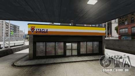 AGS Stagla para GTA 4 terceira tela