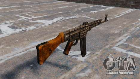 Fuzil de assalto MP44 para GTA 4 segundo screenshot