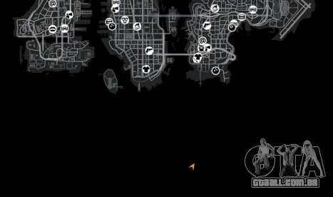 Localização Luxville Point Blank para GTA 4 oitavo tela