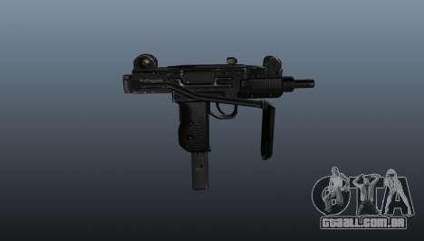 Pistola-metralhadora IMI Mini Uzi para GTA 4 terceira tela