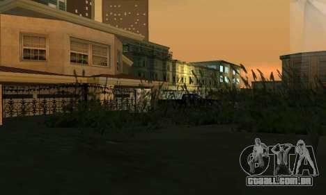 -Concluída a construção em San Fierro V1 para GTA San Andreas sexta tela