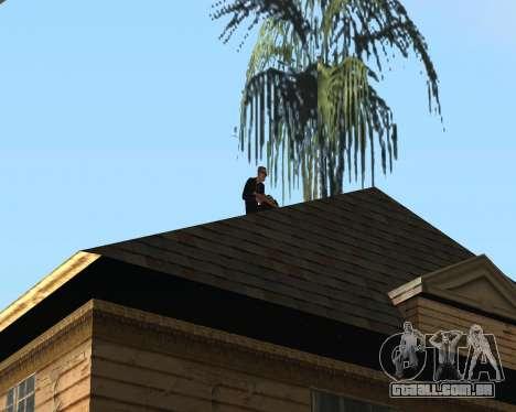 Guarda CJ para GTA San Andreas