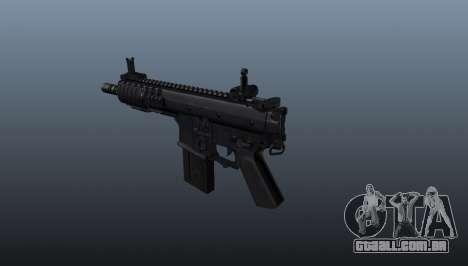 KAC PDW Rifle Shortstuff para GTA 4 segundo screenshot
