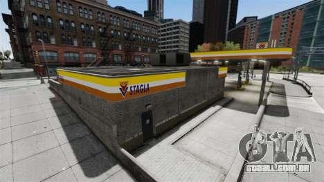 AGS Stagla para GTA 4 por diante tela