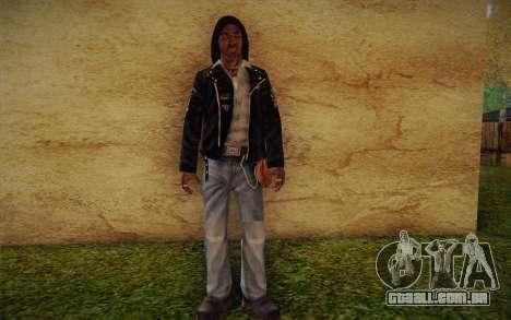 Tommy motociclista de presas para GTA San Andreas