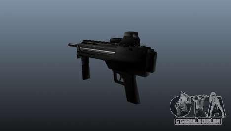 Pistola-metralhadora em Half-Life para GTA 4 segundo screenshot