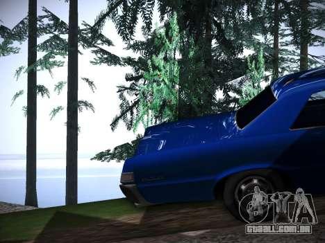 Playable ENB by Pablo Rosetti para GTA San Andreas quinto tela
