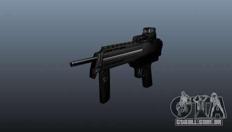 Pistola-metralhadora em Half-Life para GTA 4