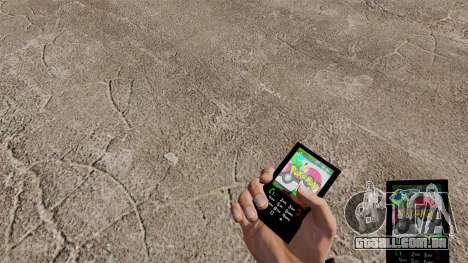 Pokemon tema para o seu telefone para GTA 4