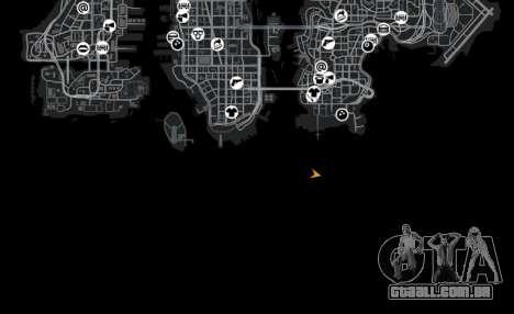 Labirinto para GTA 4 sétima tela