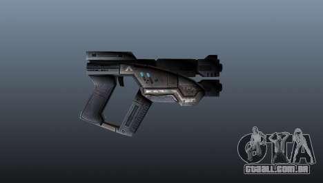 Pistola M3 predador para GTA 4 terceira tela