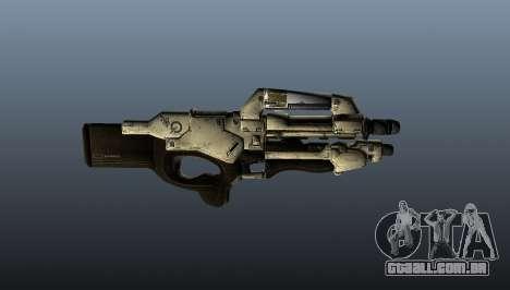 M-96 Mattock para GTA 4 terceira tela