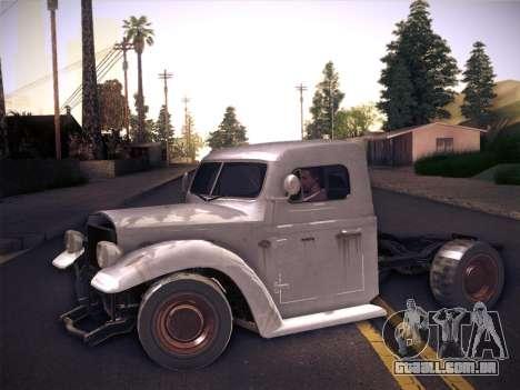 Rat Loader from GTA V para GTA San Andreas