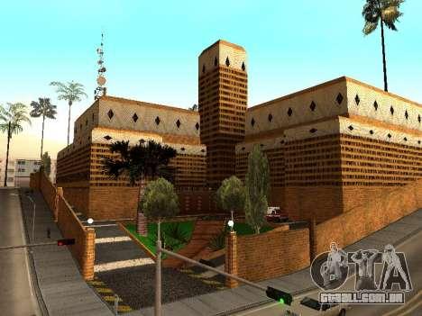 O novo hospital em Los_Santose para GTA San Andreas