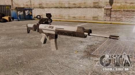 Espingarda automática ACR para GTA 4