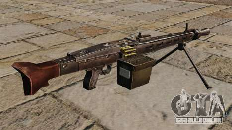 Metralhadora de uso geral M63 para GTA 4 segundo screenshot