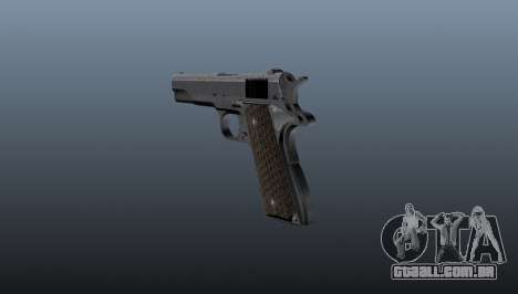 Pistola M1911 para GTA 4 segundo screenshot