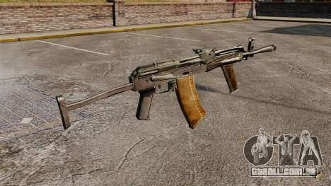 V8 de AK-47 para GTA 4 segundo screenshot