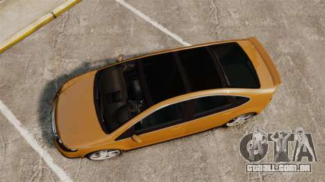 GTA V Cheval Surge para GTA 4 vista direita