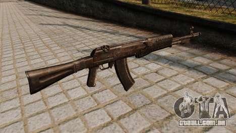 O fuzil de assalto an-94 Abakan para GTA 4 segundo screenshot