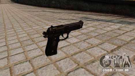 Beretta M92FS pistola para GTA 4 segundo screenshot