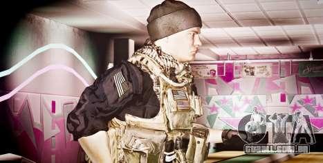 Pak from Battlefield 4 para GTA 4 segundo screenshot