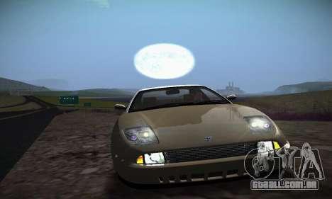Fiat Coupe para GTA San Andreas