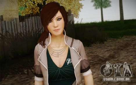 Remember Me Alexia para GTA San Andreas segunda tela