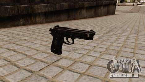 Beretta M92FS pistola para GTA 4