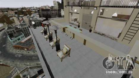 Banco de dados de sobrevivência para GTA 4 sexto tela