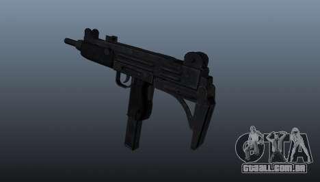Pistola-metralhadora Uzi IMI para GTA 4 segundo screenshot