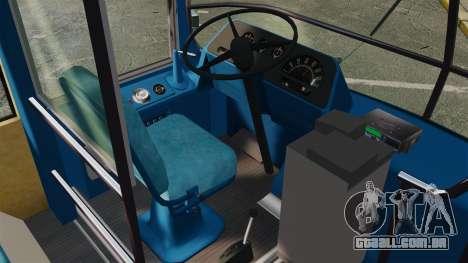 GM TDH 5303 v2 para GTA 4 vista de volta