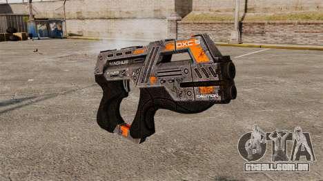 Arma Mass Effect v2 para GTA 4