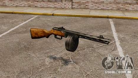 Špagina metralhadora, 1941 para GTA 4